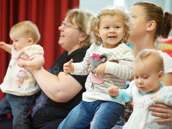 Read more about the article Bookbug Gallery