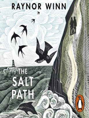 Review: The Salt Path and its sequel The Wild Silence, by Raynor Winn