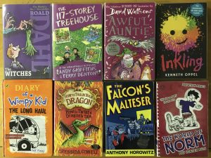 Read more about the article Favourite children's fiction