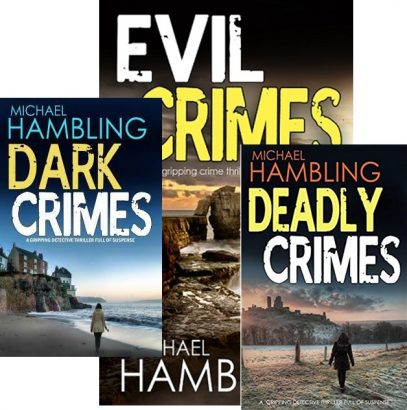 Review: DCI Sophie Allen series of crime novels