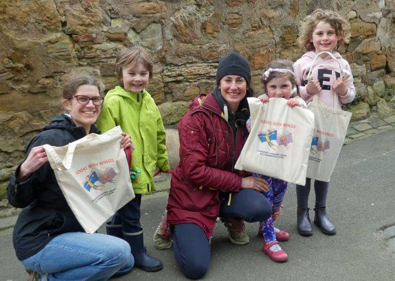 Books with Wings offer – our new bookbags!