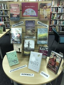 New Library Book Display