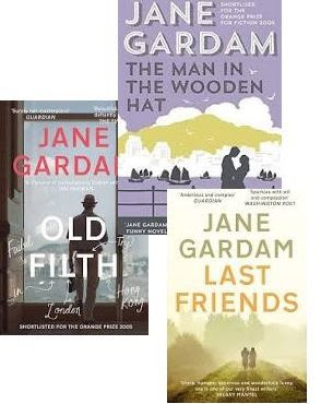 Read more about the article Review: The Old Filth trilogy by Jane Gardam