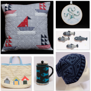 Pittenweem Community Crafts Sale in Library