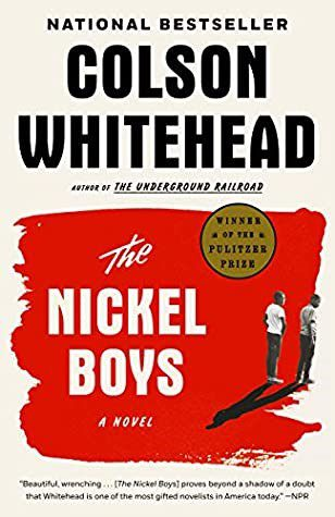 Nickel Boys by Colson Whitehead