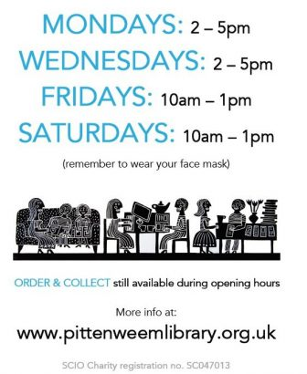 Library open on Fridays from 9 July