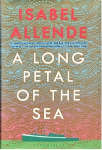 Read more about the article Review: A Long Petal of the Sea by Isabel Allende